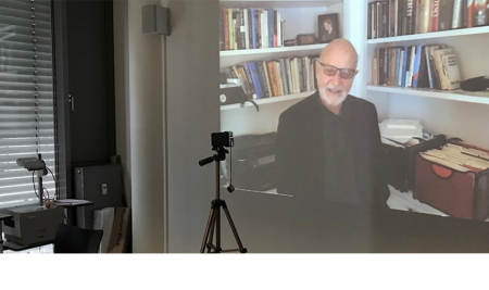 Yale meets Cologne: Live-Session with a renowned psychoanalyst